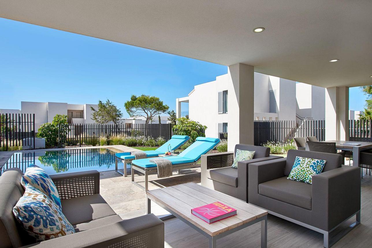 Garden Suite Pool 2 slaapkamers