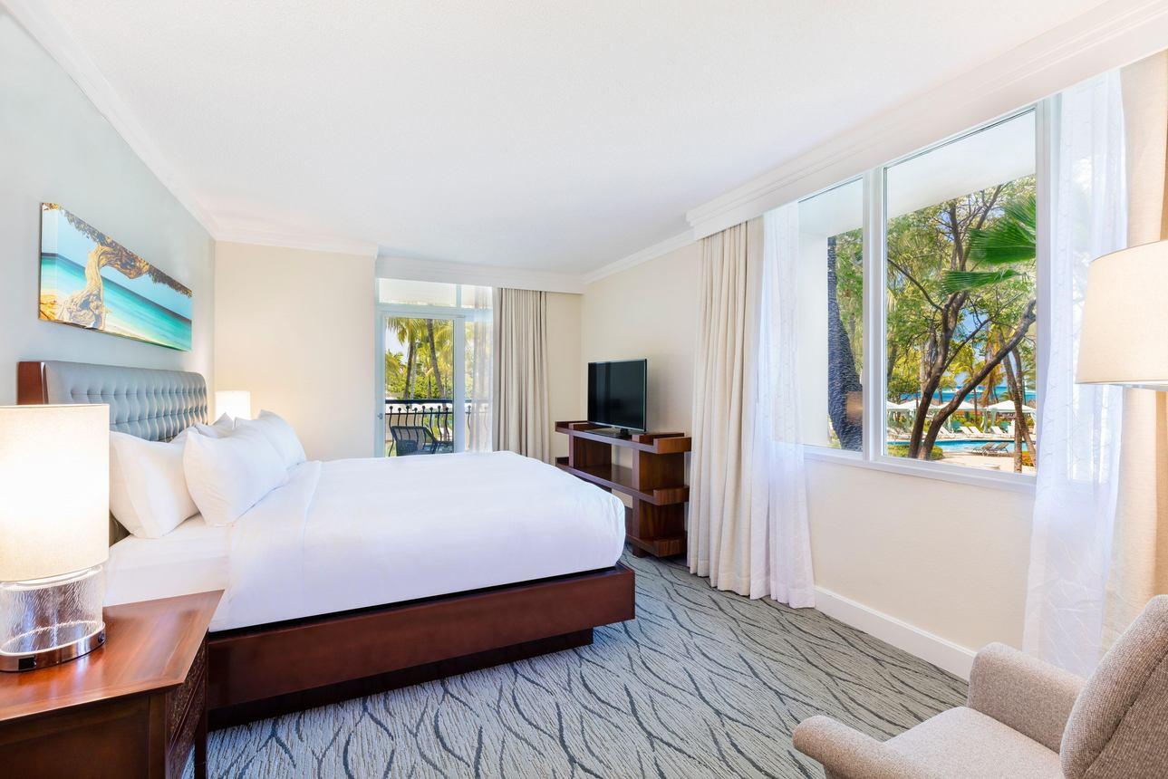Bonaire Suite met balkon