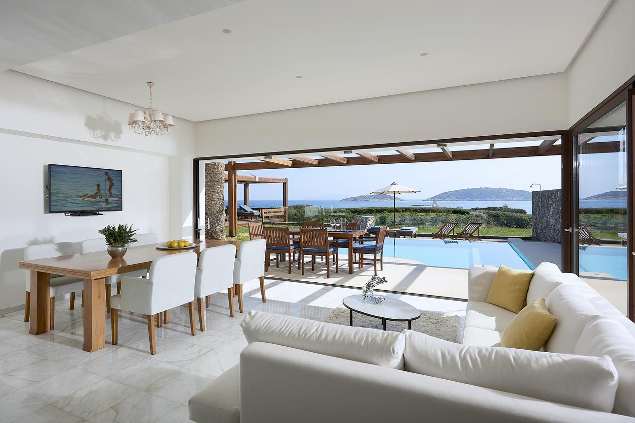 Olives House Pool Villa 4 slaapkamers