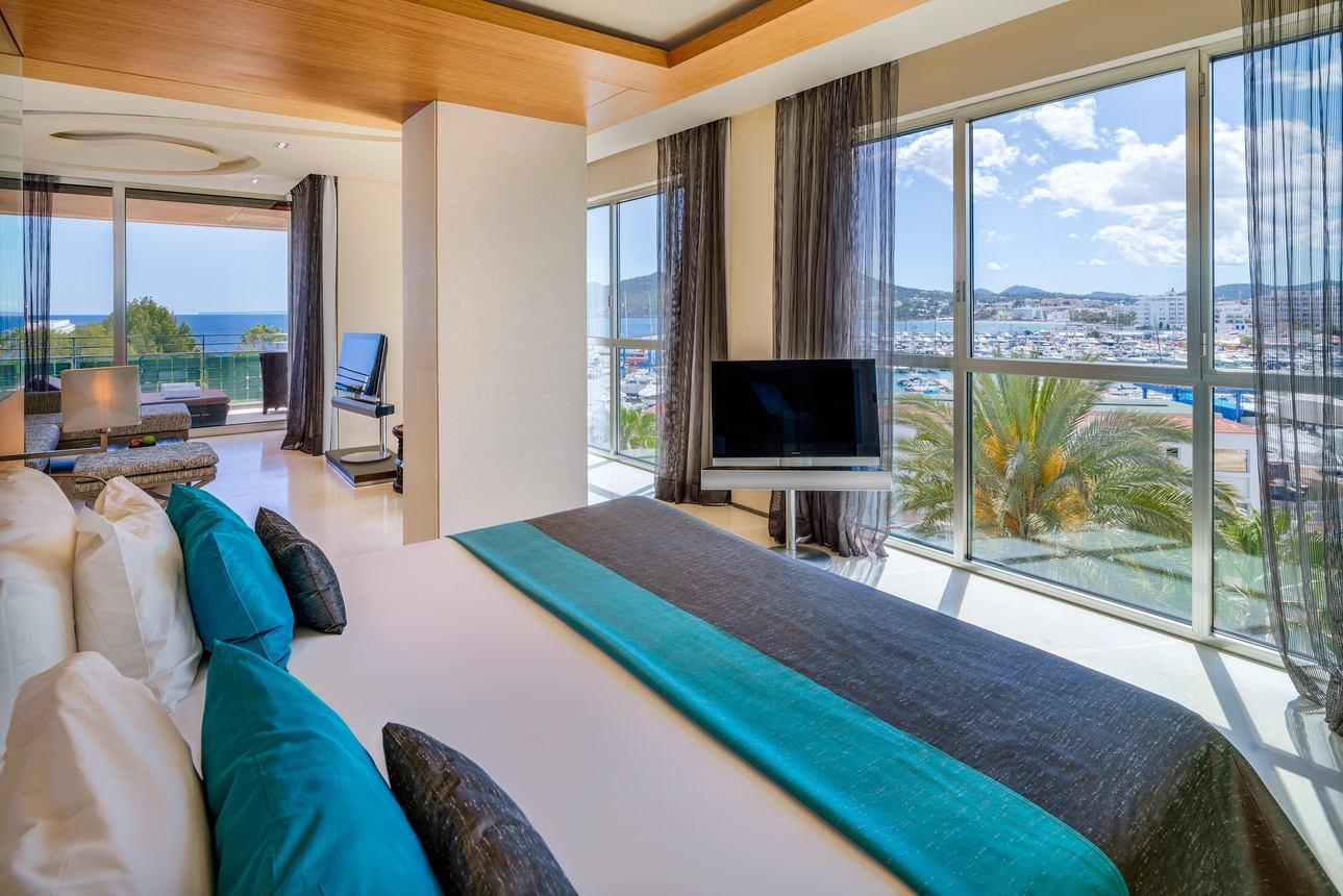 Grand Corner Suite Zeezicht