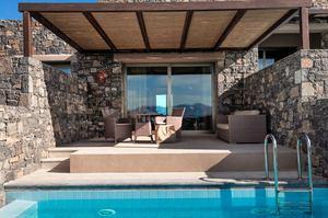 Deluxe Junior Pool Suite