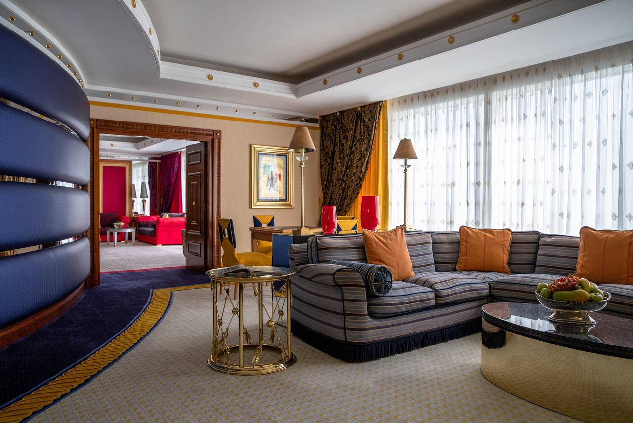 2-slaapkamer Deluxe Suite