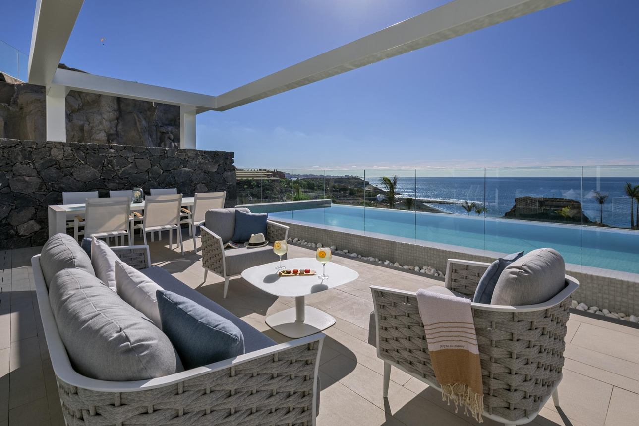 Villa Suite- 2 Slaapkamers met zwembad