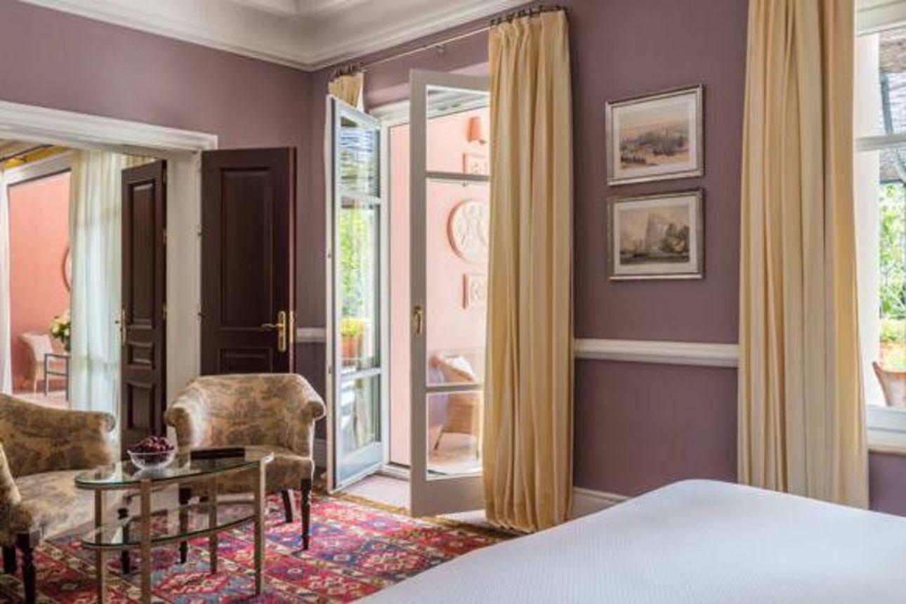 Suite met Balkon