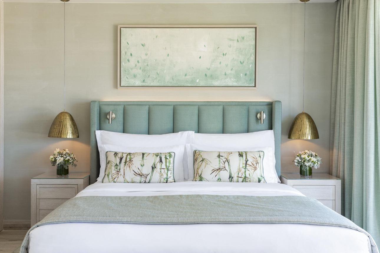 Suite - 1 slaapkamer Zwembadzicht