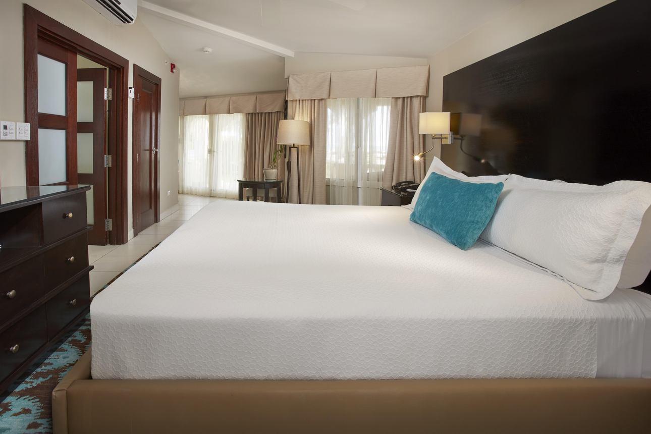 Bungalow Suite Zeezicht