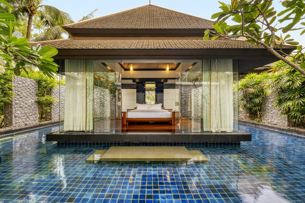 Wellbeing Pool Villa