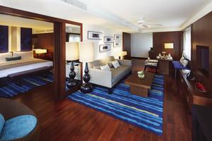 Suite - 1 slaapkamer Lagunezicht