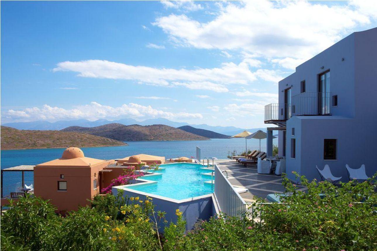 Luxury Villa 3 slaapkamers privézwembad zeezicht