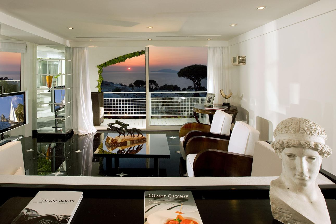 Paltrow Presidential Suite