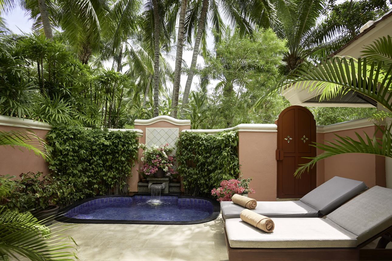 Grand Deluxe Garden Villa met plungepool