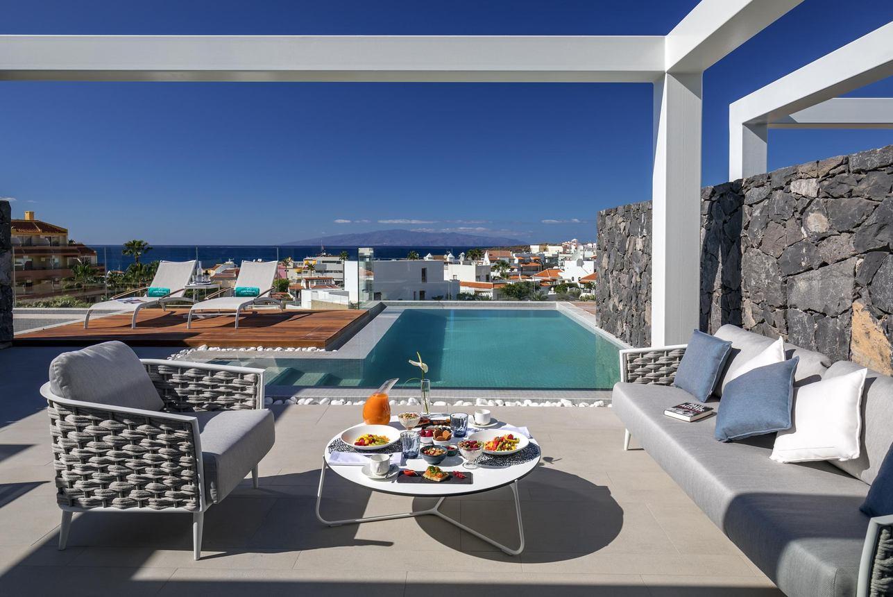 Villa Suite met zwembad