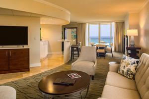Curacao Tower Ocean Suite