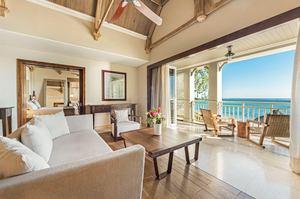 Beachfront Suite (balkon)
