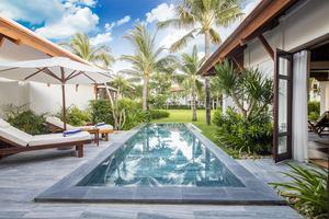 Pool Villa zeezicht