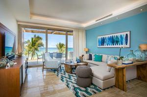 1- Slaapkamer Beachfront Suite