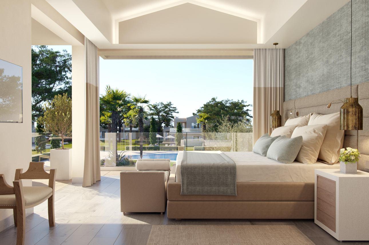 Family Suite Zwembadzicht - 2 slaapkamers
