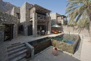 Zighy Spa Pool Villa