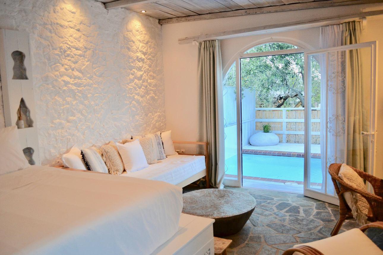 Mediterranean Suite met privézwembad