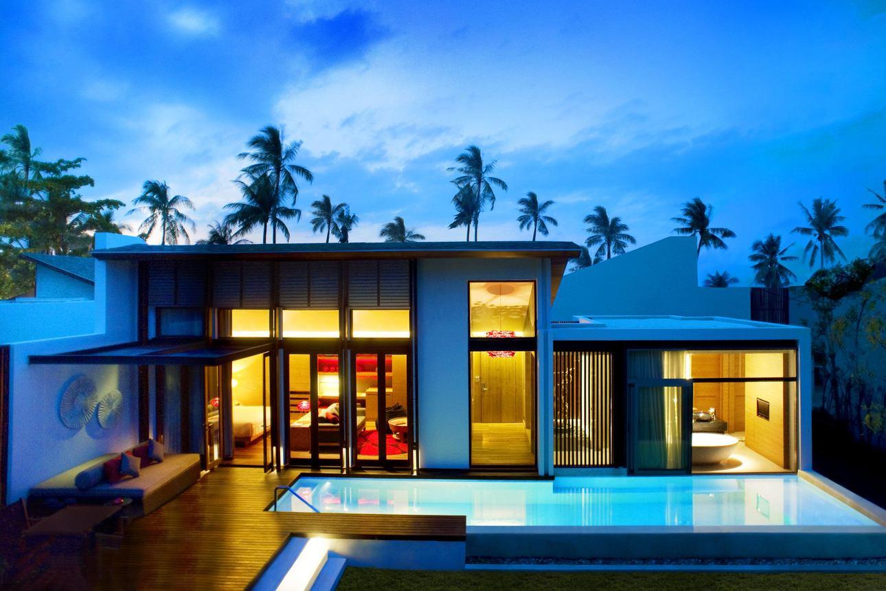 Tropical Oasis
