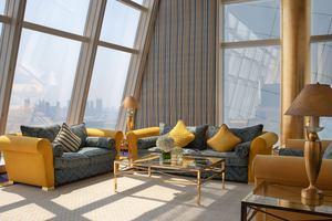 Deluxe Suite 2-slaapkamer