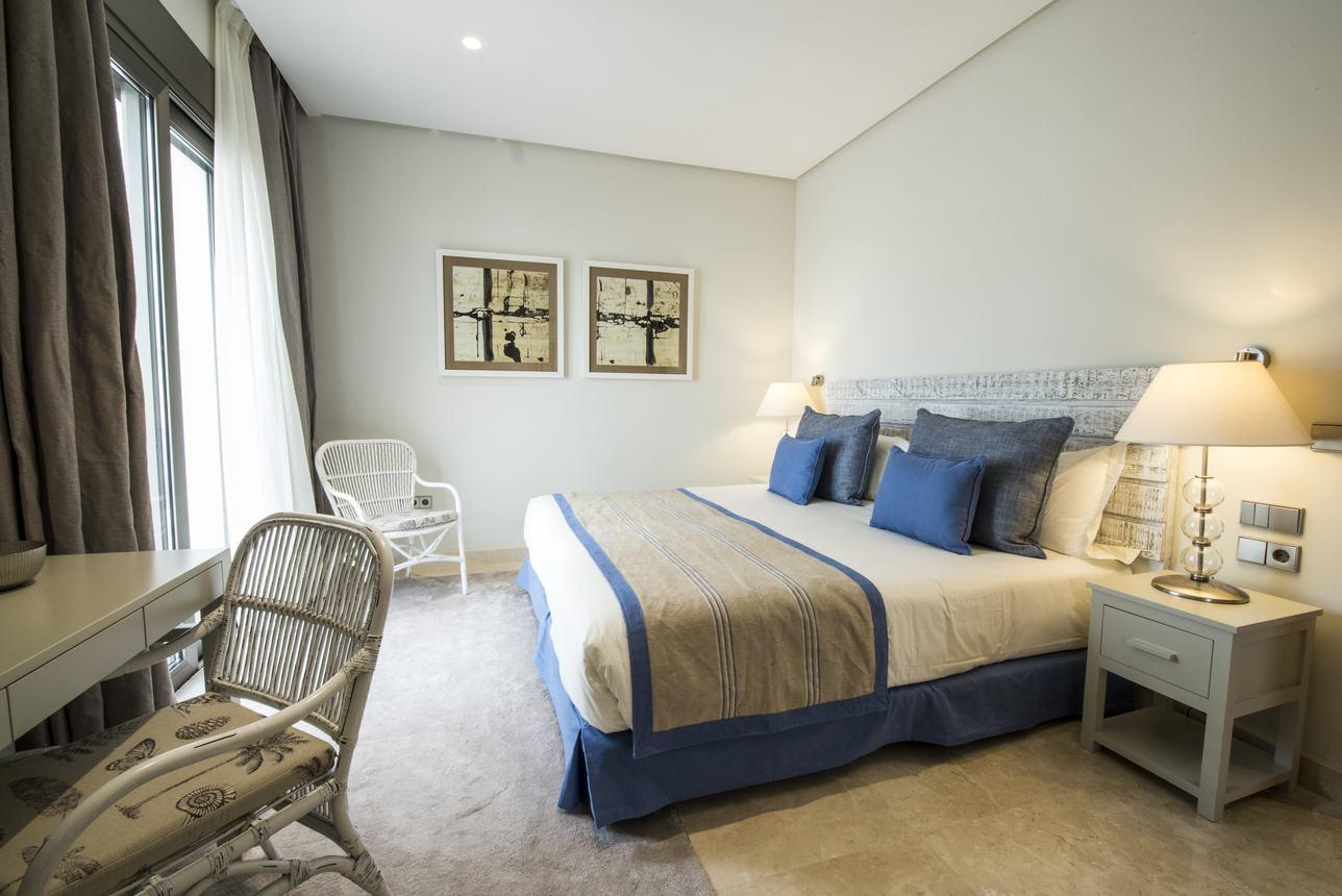 Suite Appartement  2- Slaapkamers Gedeeltelijk zeezicht