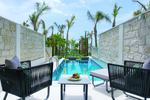 Superior Cabana met privézwembad