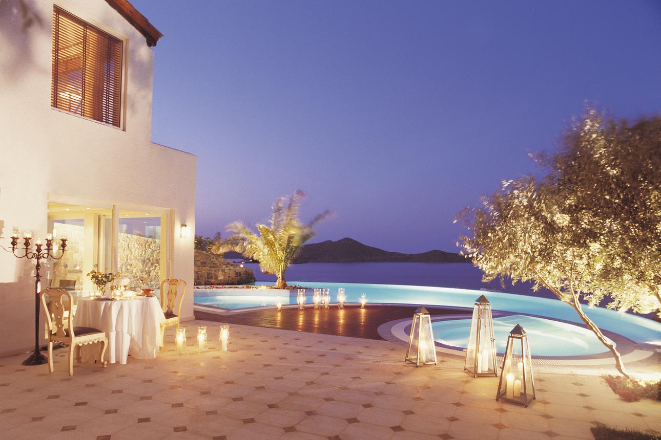 Presidential Spa Pool Villa - 3 slaapkamers
