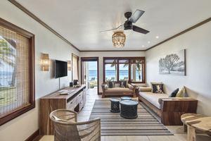 Senior Suite Sea View - Ground Floor