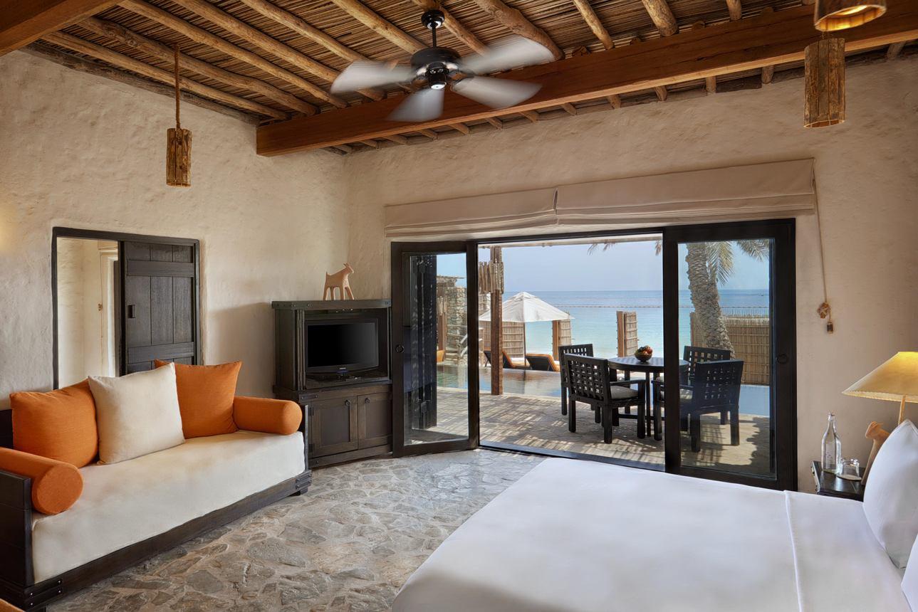 Pool Villa Suite Beach Front