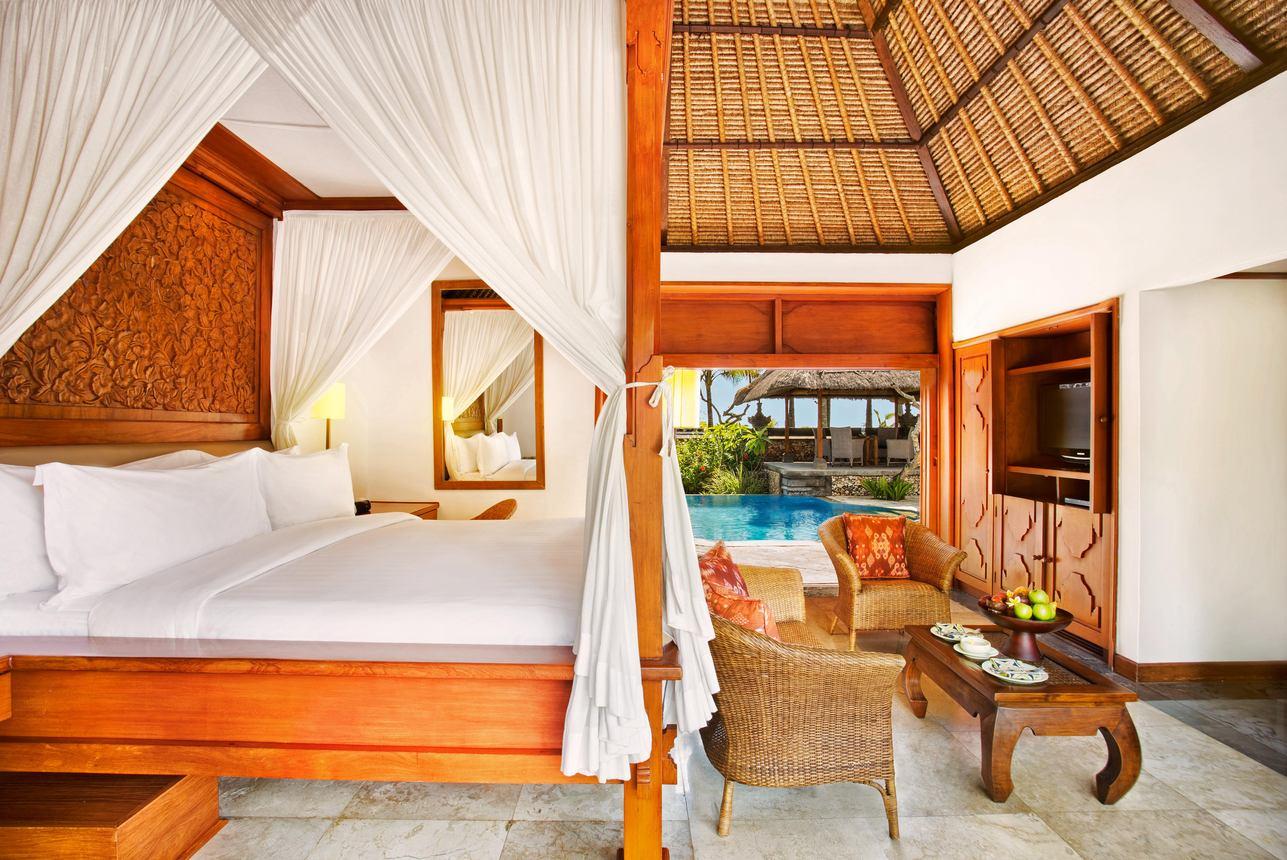 Royal Pool Villa zeezicht