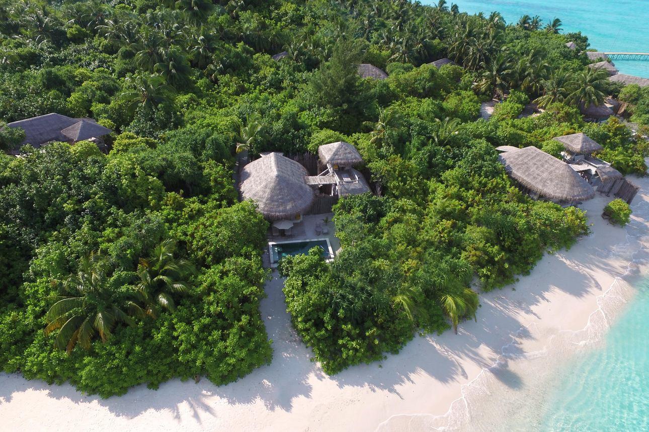Ocean Beach Villa Pool