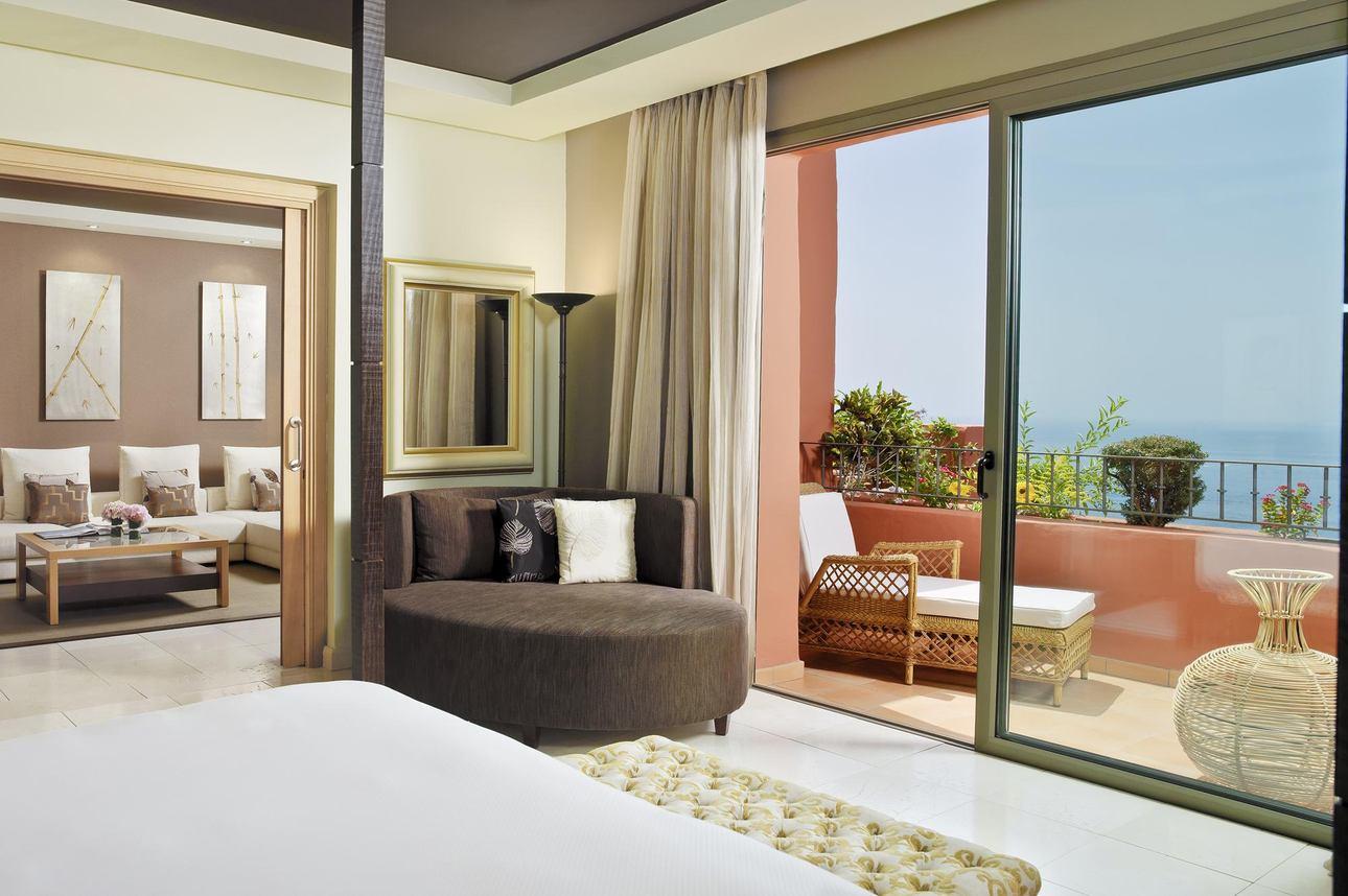 Villa Family Suite 2-Slaapkamers Zeezicht