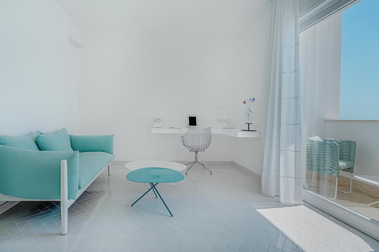 Deluxe Corner Kamer