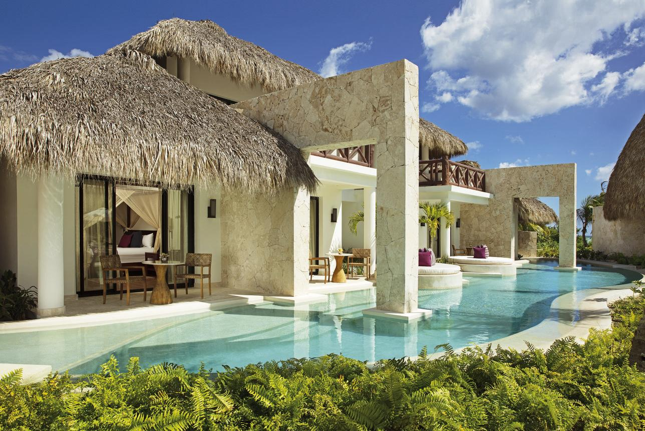 Preferred Club Bungalow Suite Swim out