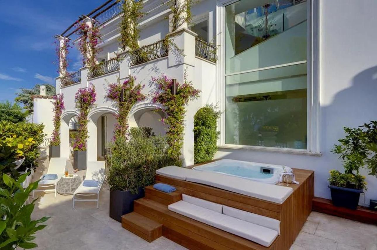Junior Suite Terrace