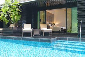Luxury Pool Access Kamer