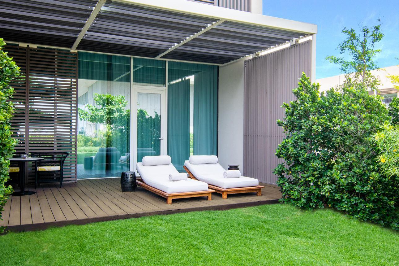 Deluxe Suite Garden