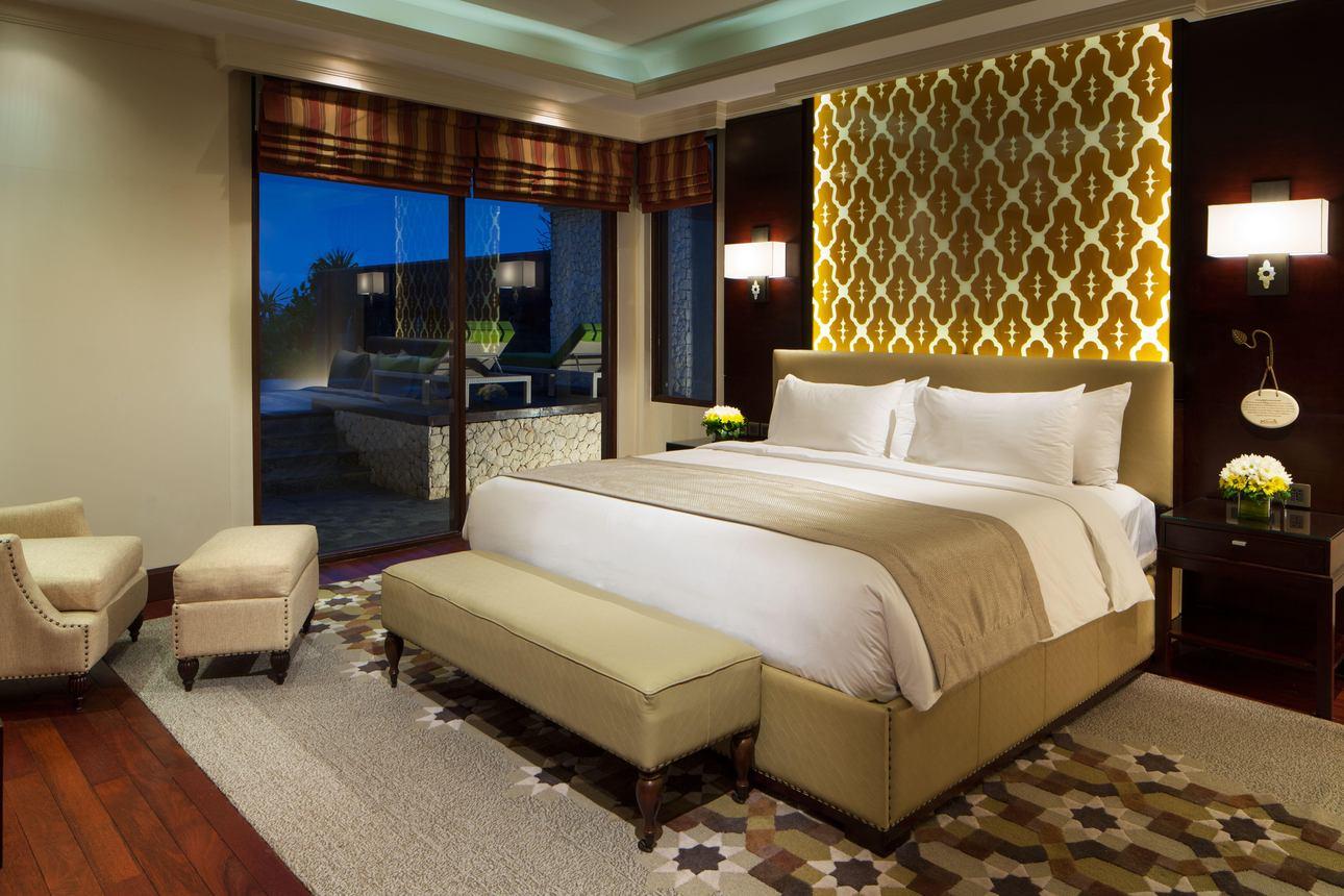 1-slaapkamer Ocean Pool Villa