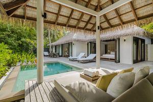 Beach Villa 2-slaapkamers