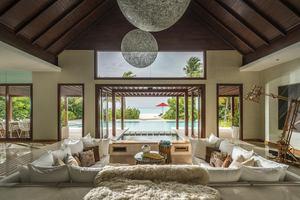 Family Beach Pool Pavilion 3-slaapkamer