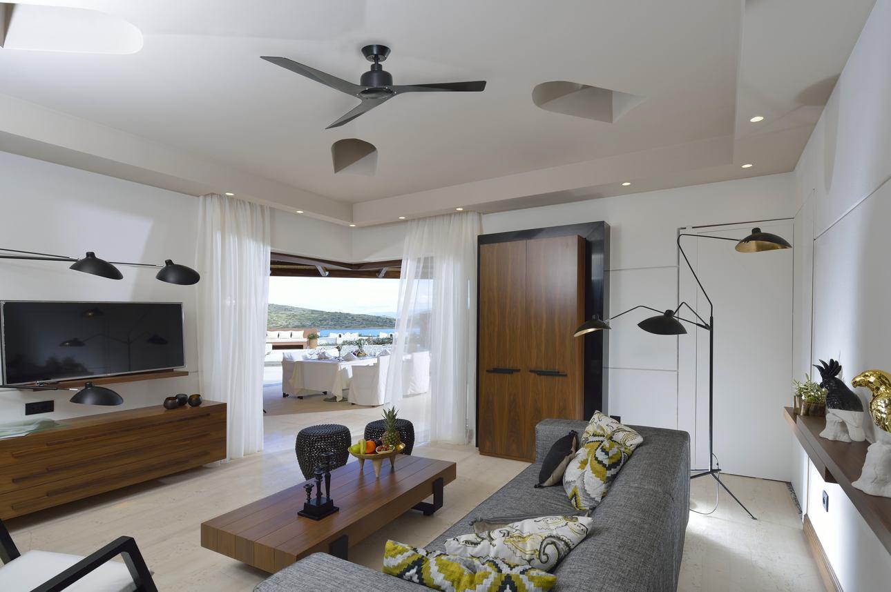 Luxury Residence 2 slaapkamers privézwembad zeezicht