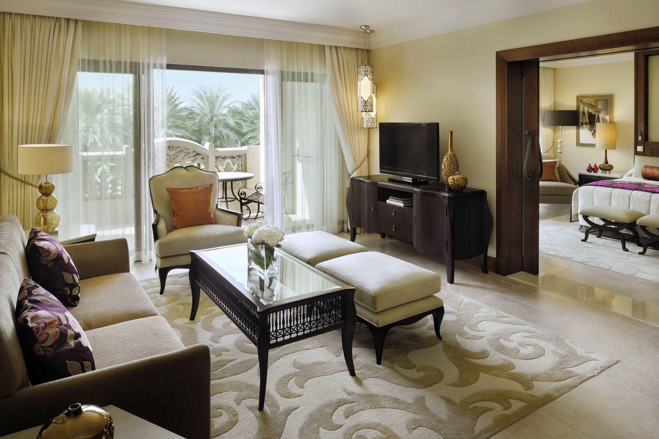 Gold Club Suite 1-slaapkamer