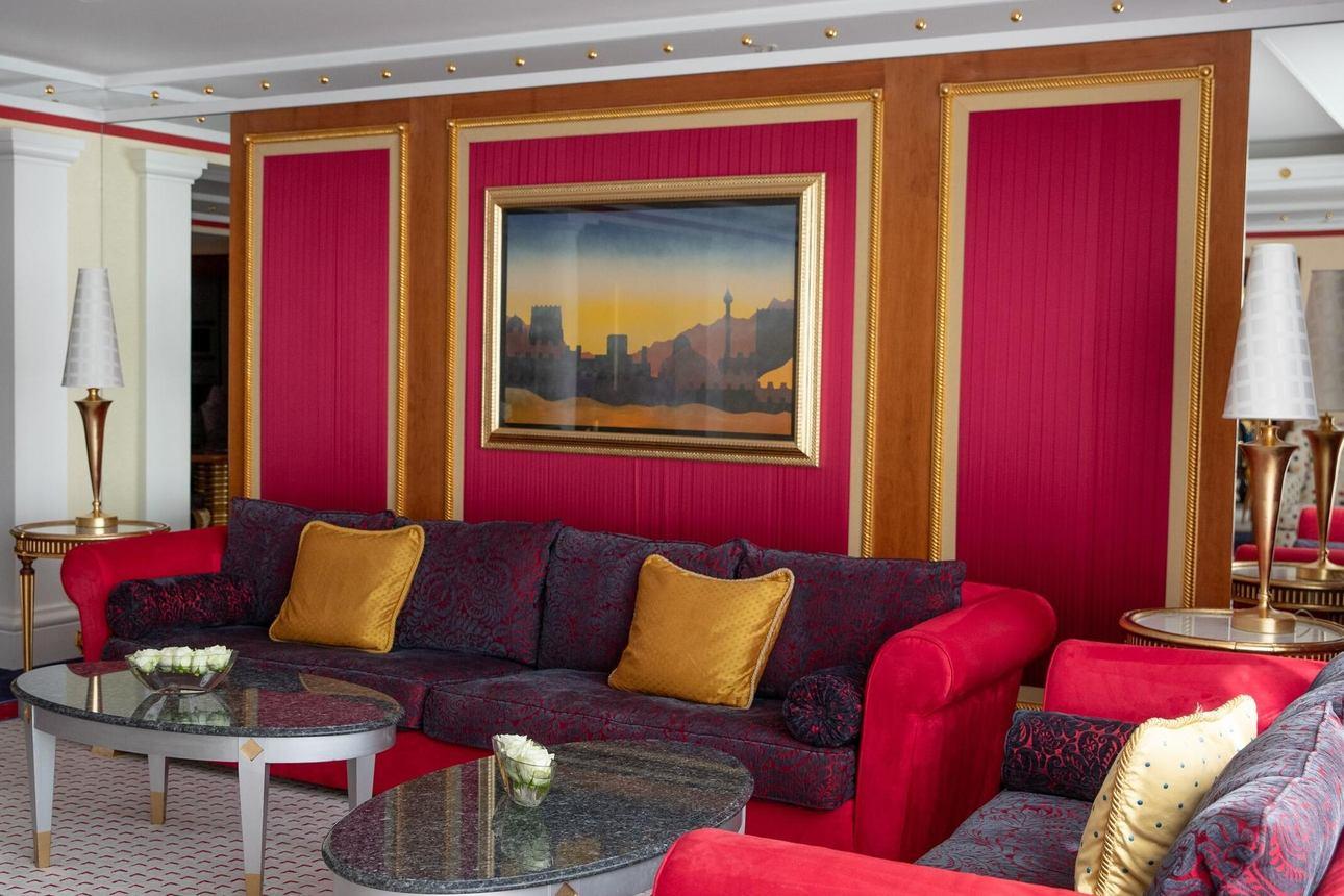 Burj 2-slaapkamer Family Suite