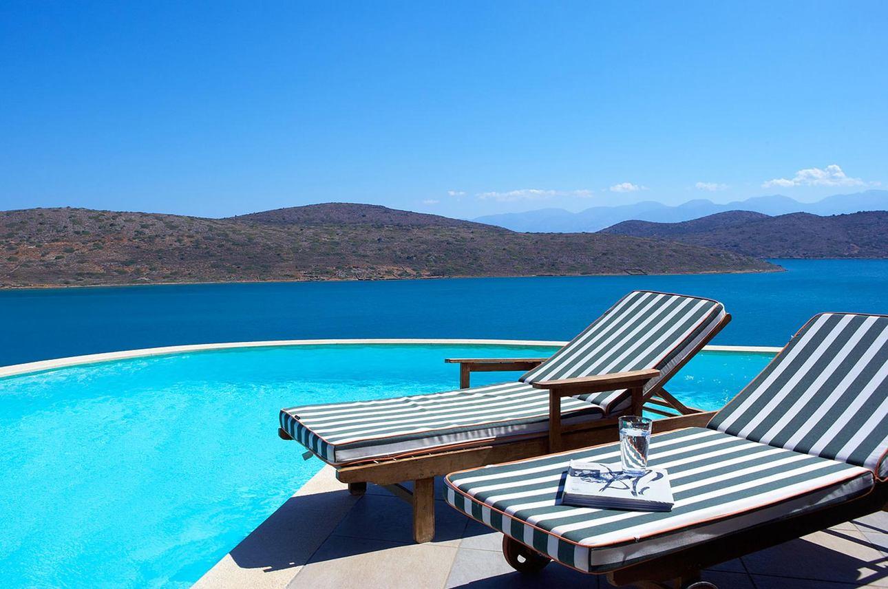 Luxury Villa 2 slaapkamers privézwembad zeezicht