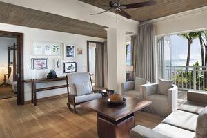 Beachfront Suite (begane grond)