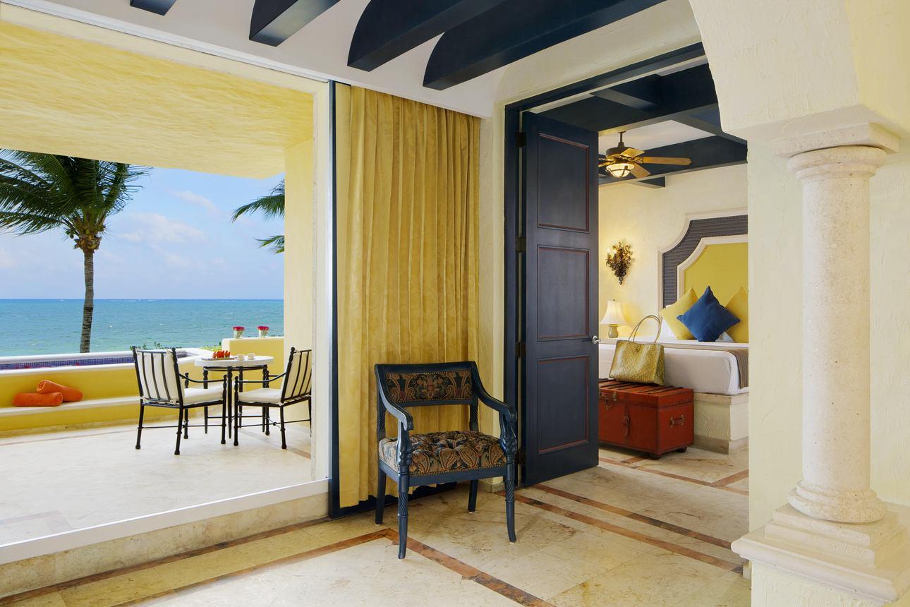 Ocean Front Suite met Plungepool