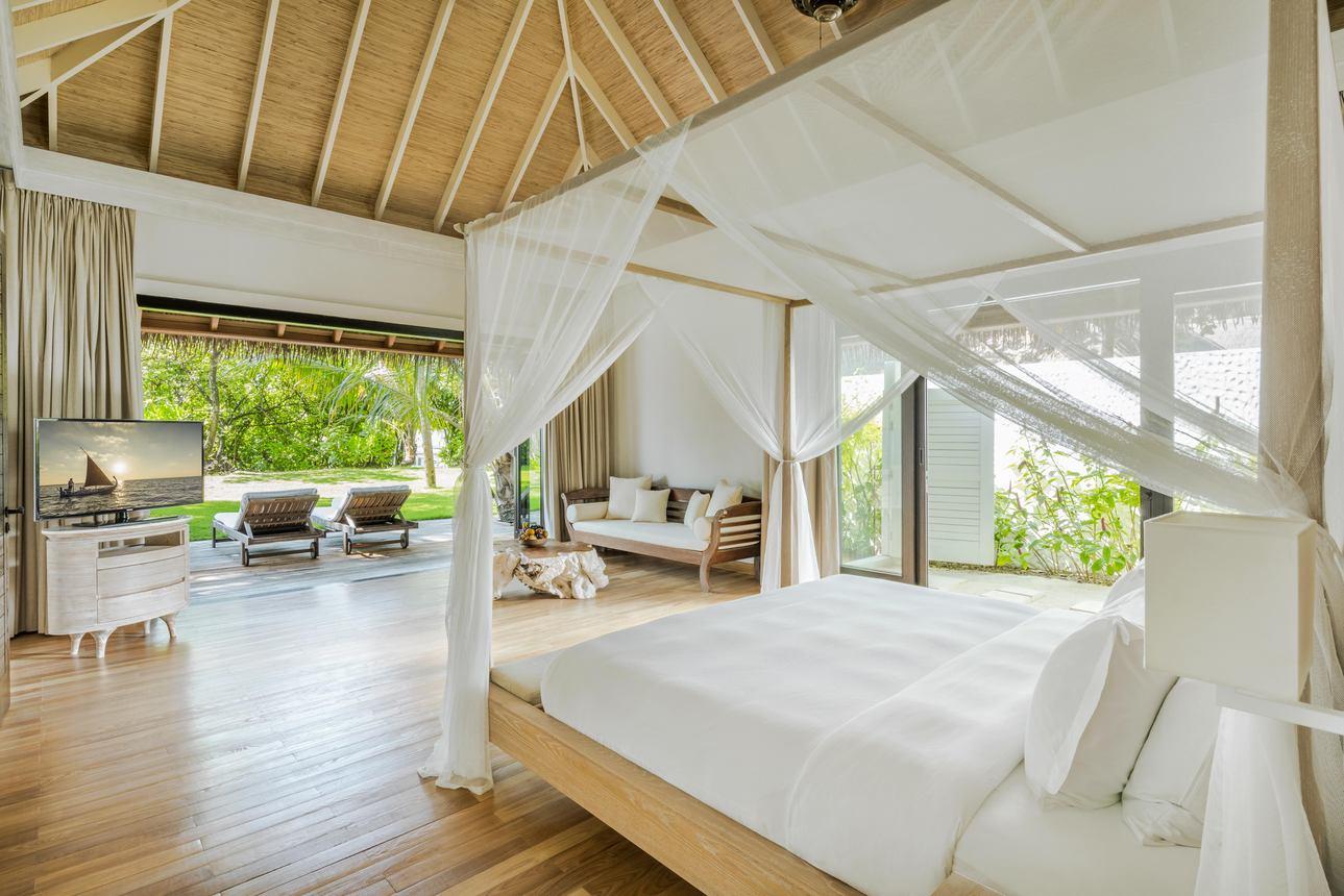Maalifushi Beach Villa