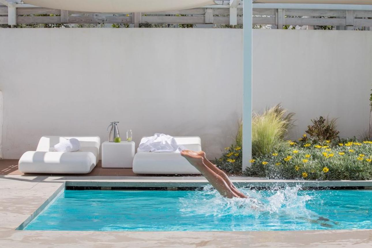 Maisonette (2 slaapkamers) met privézwembad