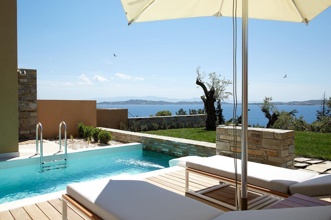Junior Pool Villa met tuin